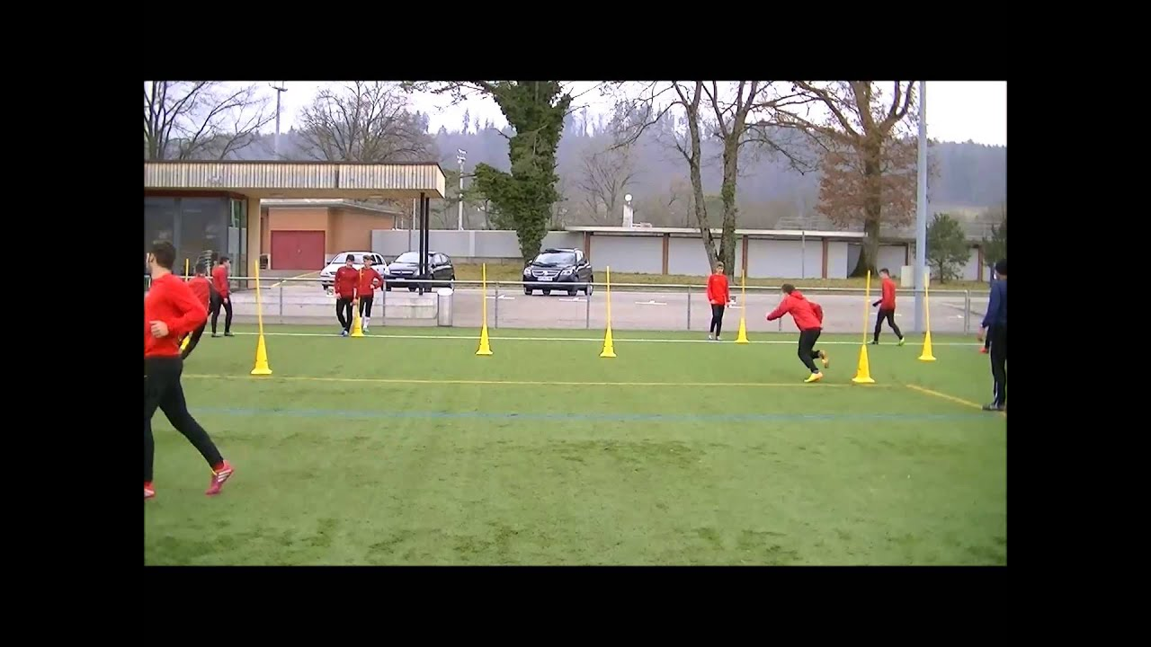half off 31816 9e3fa Gareth Bale - Soccer Speed Training - Change of Direction Speed