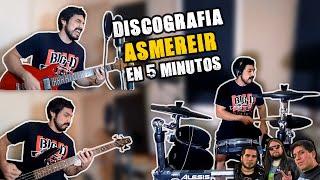 Discografía de Asmereir en 5 minutos YouTube Videos