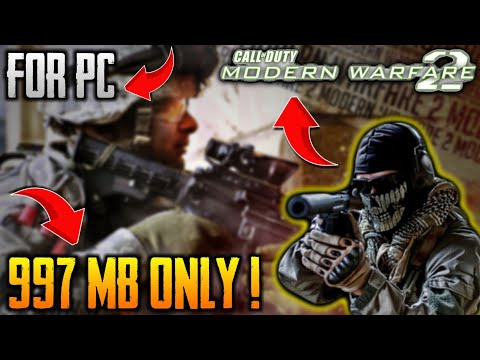 Call Of Duty Modern Warfare 2 Highly Compressed Join A Clan