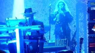 Tangerine Dream - Le Parc (L.A. Streethawk)(live in Wien 2014)