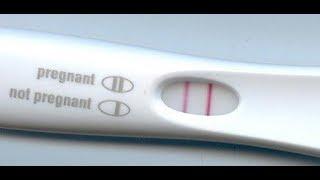 does regular soda make a pregnancy test positive video