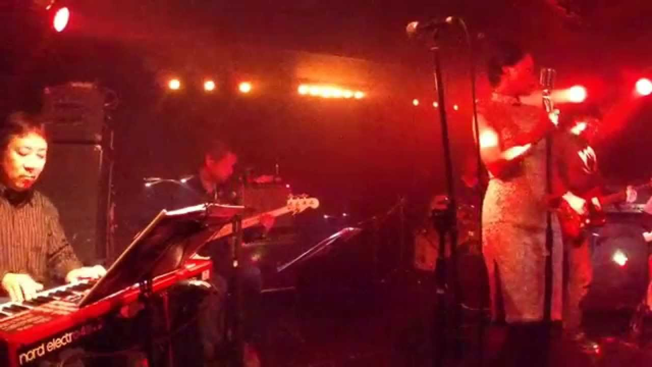 「Heart First」Juli Band @ SpaceWith - YouTube