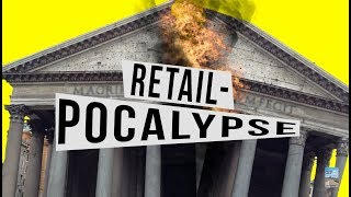MASS Store Closures Escalates In 2019! Retail Stocks Plummet!