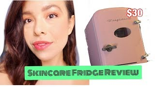Skincare Fridge Review! $30 Mi…