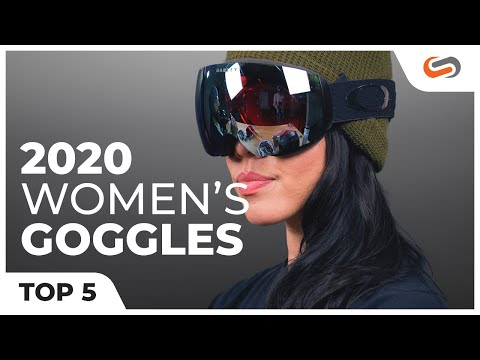 Best Ski Goggles 2020.Top 5 Best Snow Goggles For Women 2020 Sportrx Youtube