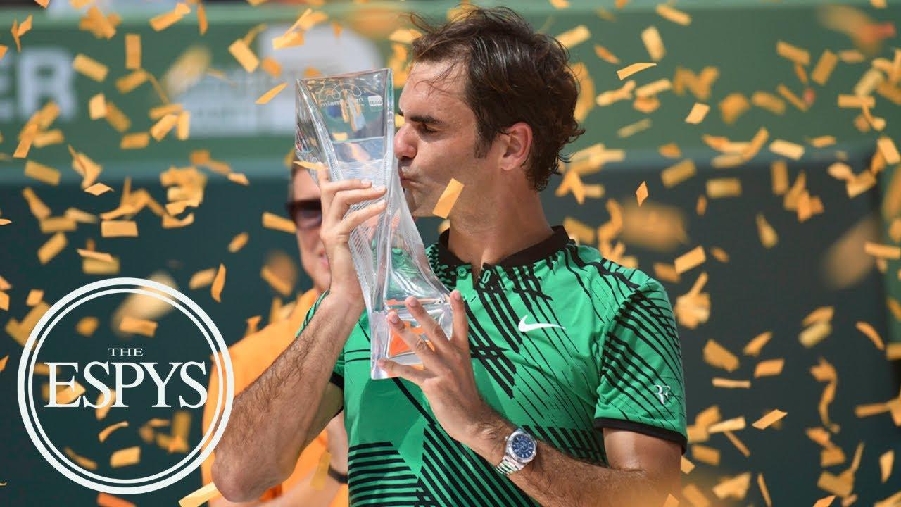 Nejlepší tenisté a tenistky dle ankety ESPY Awards