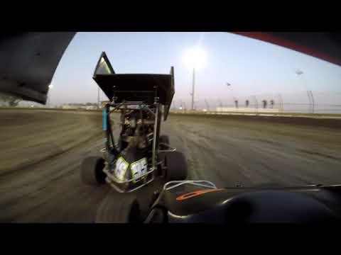 Lemoore Raceway 9/7/19 Jr Sprint Heat Cash GoPro