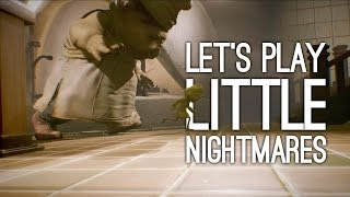 Little Nightmares Gameplay: Let's Play Little Nightmares and Also Avoid Getting Made Into Sausages