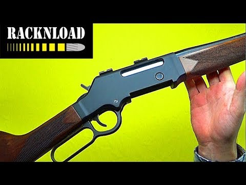Henry Long Ranger .223 **FULL RACKNLOAD REVIEW**