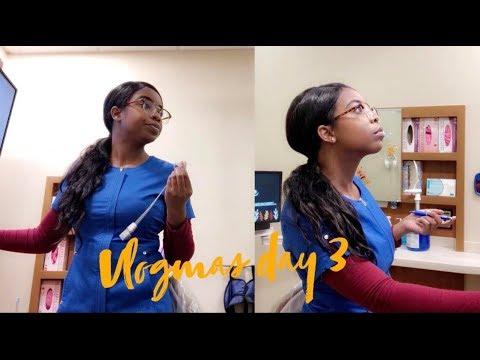 My Work Day as a Dental Hygienist : VLOGMAS DAY 3
