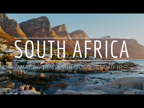 South Africa - Amazing Cinematic Travel Video (Sony A7 + SEL2870 + MOZA AirCross)