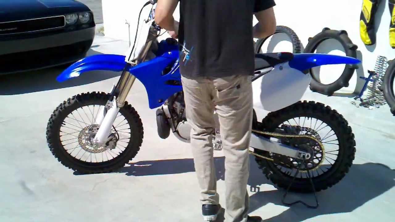 SOLD~2006 Yamaha YZ250 2 Stroke ~ - $4,200 - YouTube