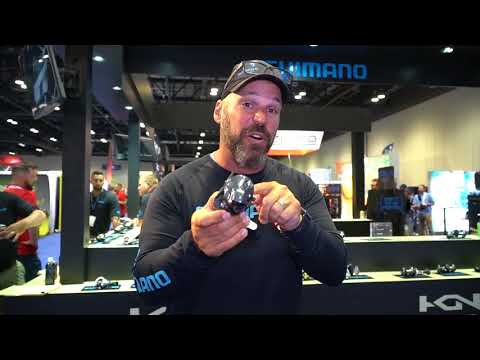 Shimano Tekota A Reel At ICAST 2018