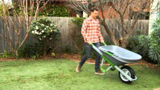 Cyclone Lock+load Wheelbarrow By Katapult Design