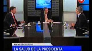 Oscar Aguad sobre el mapa político argentino   Canal 26