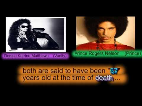#100. PRINCE & VANITY DEATH (Recent News)