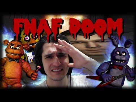 O FIVE NIGHTS DA DEEP WEB MULTIPLAYER - Five Nights at Freddy's Doom Mod thumbnail