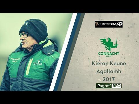 Post Match Interview Kieran Keane