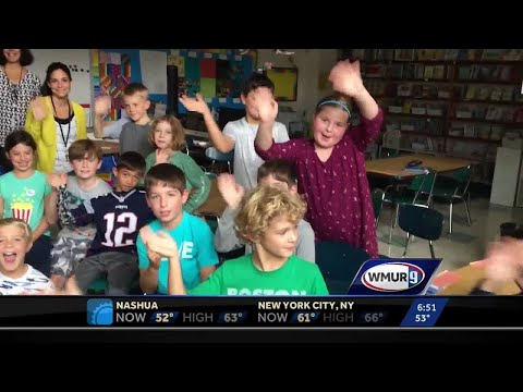 School visit: North Hampton School