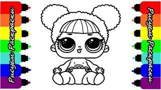 ЛОЛ Квин Би Лил Систерс Как нарисовать Квин Би//LOL Quinn Bee  Lil Sisters How to draw Quinn Bee