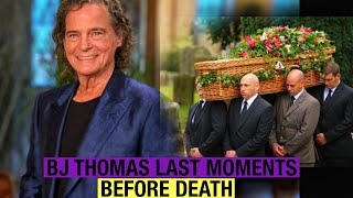 #BJThomas Last Moments   Try Not To Cry 😢 Lessons #HookedOnAFeeling
