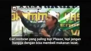 Cerpen Jangan Sombong Ingatlah Mati K H Anwar Zahid