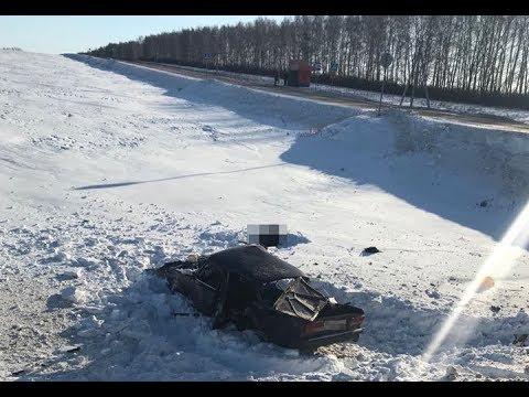 В крупном ДТП в Чекмагушевском районе погибли мать с сыном