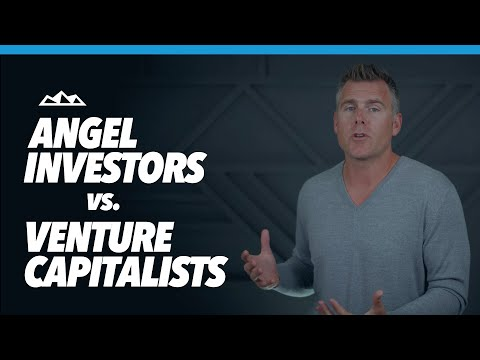 Angel Investors VS Venture Capitalists - Which One Is Right For You?