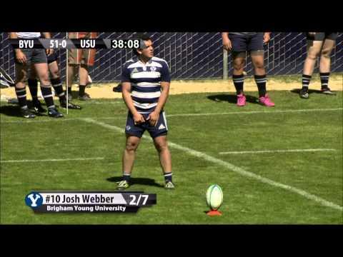 Rugby: BYU Cougars vs. USU Aggies
