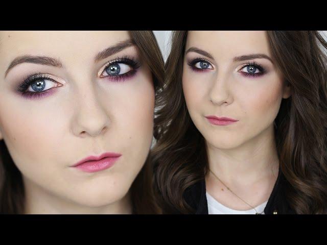 Propozycja Makijażu I Fryzury Na Walentynki Nowości Youtube