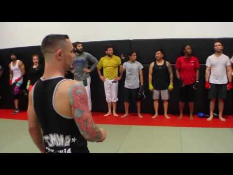 Welcome to California Mixed Martial Arts
