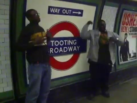 Crank That Duvey From London