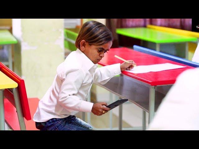 CHOTU KE EXAM   छोटू के एग्जाम का मौसम    Khandesh Hindi Comedy   Chotu Comedy Video
