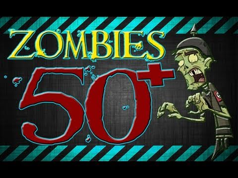 Ops zombies quest for round 50 part 10 rub my mouse youtube