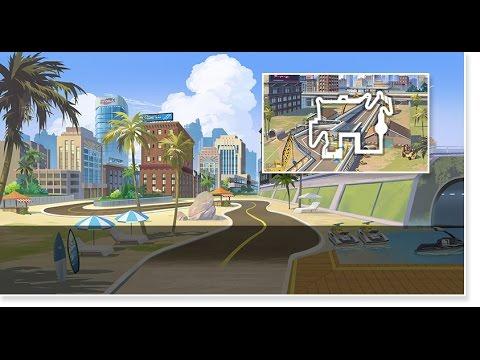 "Speed 2 0 Map ""Los Angeles"" Beta 35"