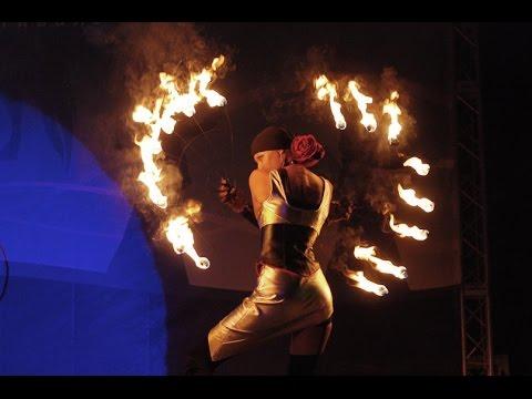 Fire Dancer Jakarta