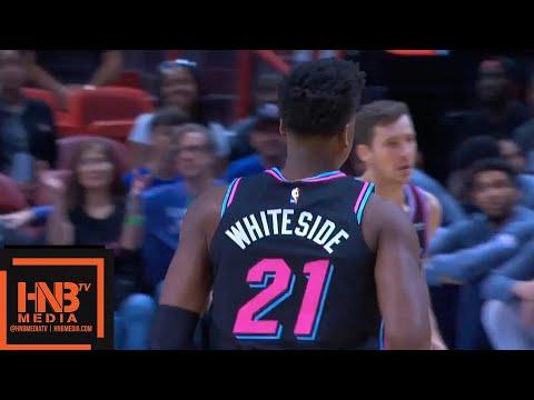 Miami Heat vs Philadelphia Sixers 1st Qtr Highlights | 11.12.2018, NBA Season
