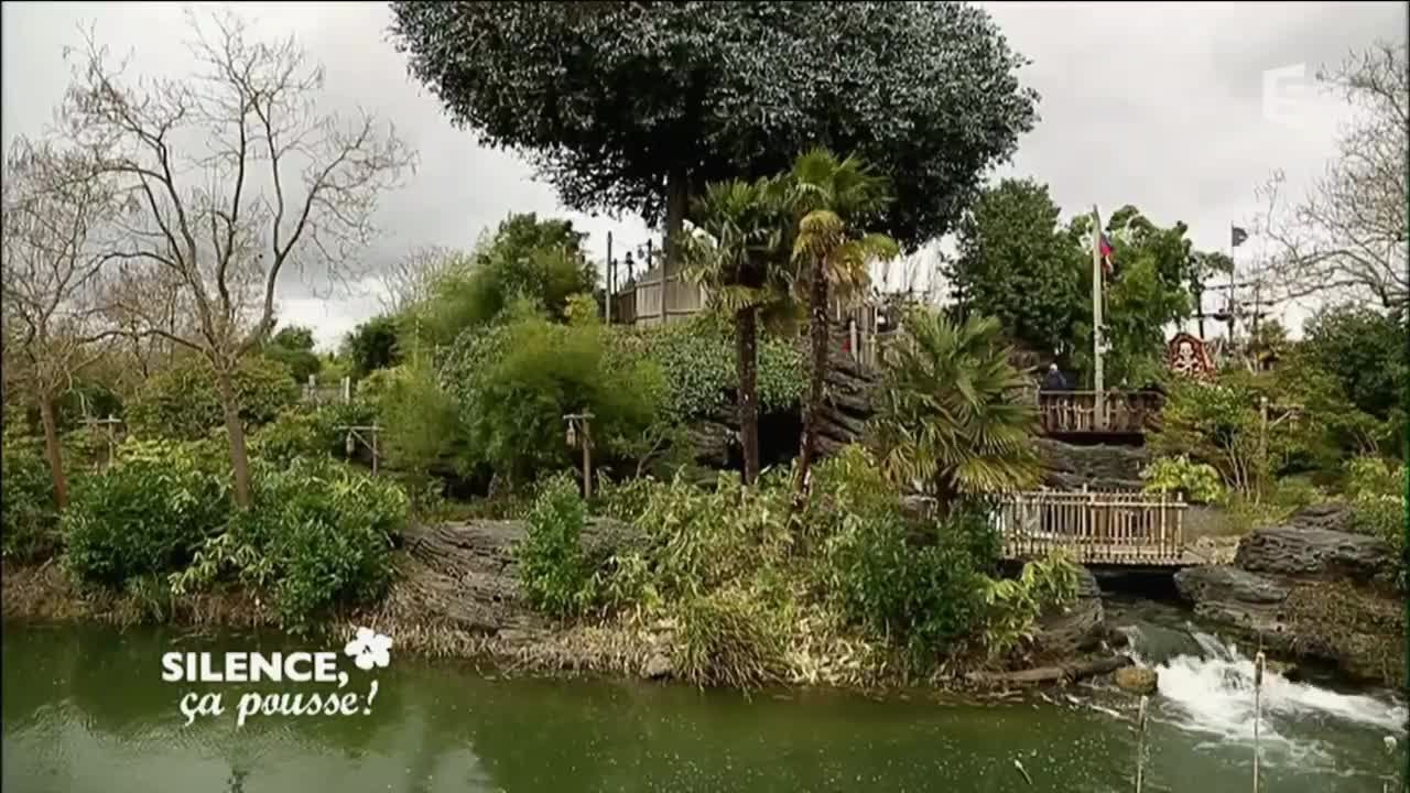 visite du jardin de disneyland paris silence a pousse