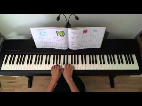 Piano Adventures    Primer Level   Hey Mr Half Note Dot