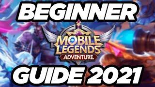[Mobile Legends Adventure] Beginner's Guide 2021 screenshot 1