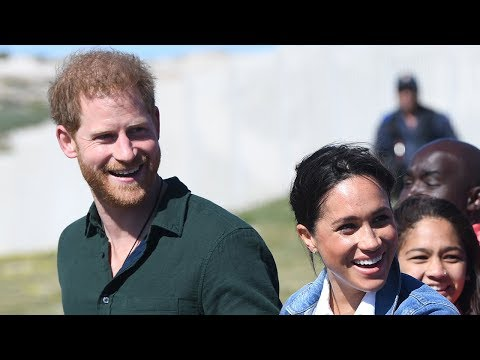 Duke and Duchess of Sussex discuss the global issue of mental health on South Africa tour thumbnail