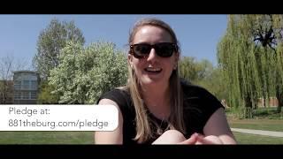 KCWU FM Pledge Drive feature-- Mandi Ringgenberg