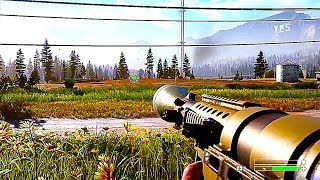 FAR CRY 5 - New Open World Gameplay Walkthrough Part 1 (PS4, Xbox One, PC) 2018