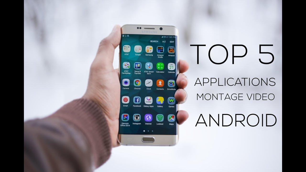 Liste des logiciels Android