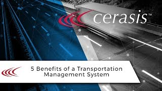 Talking Freight (22) - 5 Benefits of a Transportation Management System (TMS)