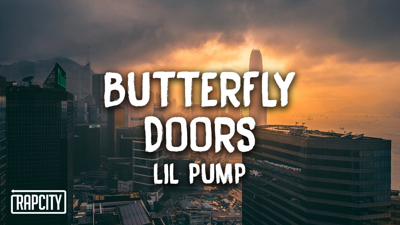 Lil Pump - Butterfly Doors (Lyrics)
