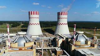 АЭС малой мощности и ядерная энергетика - технологии будущего разрабатывают в России.