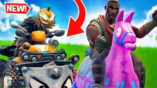 *NEW* QUADCRASHER CAT AND MOUSE! Custom Gamemode in Fortnite Battle Royale! *SEASON 6*