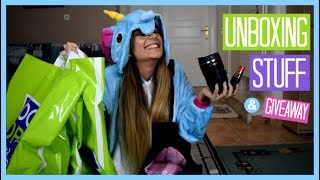 Unboxing - Octopus, Καλλυντικά & Unicorn | katerinaop22
