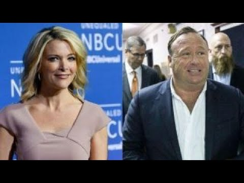 Alex Jones takes on Megyn Kelly over his NBC interview